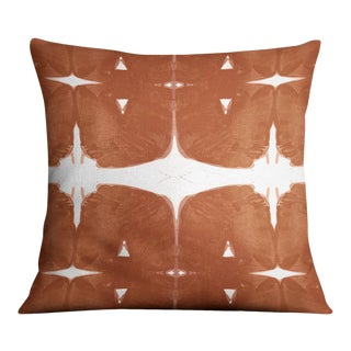 71417 Rust Pillow For Sale
