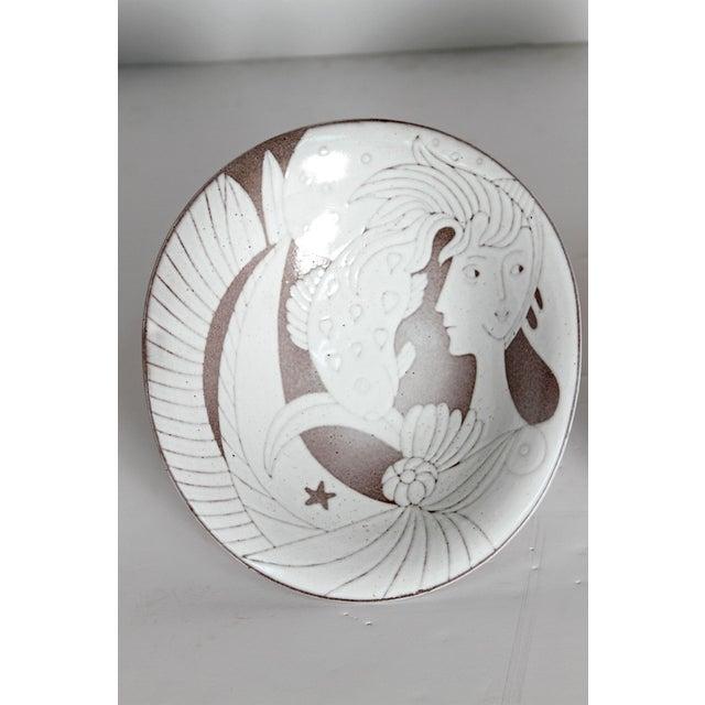 Midcentury Bowl by Upsala-Ekeby - Image 9 of 11