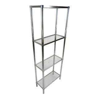 Mid-Century Modern Display Etagere For Sale