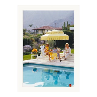 """Slim Aarons, """"Nelda and Friends,"""" January 1, 1970 Getty Images Gallery Framed Art Print For Sale"""