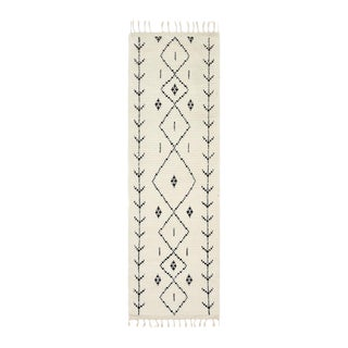 Jammi, Handmade Runner Rug - 2' 6 x 8 For Sale