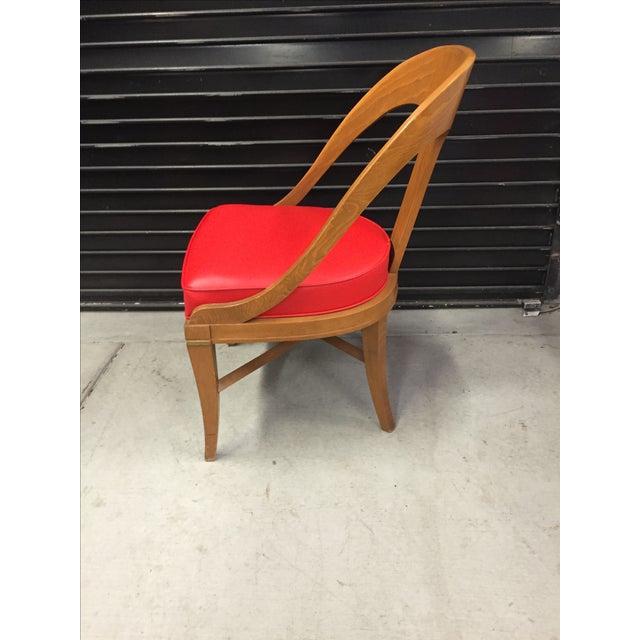 Vintage Mid-Century Modern Teak Chair - Image 3 of 9