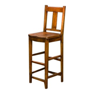 English Clerks Chair For Sale