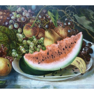 Late 19th Century Vintage American Still Life Painting Preview