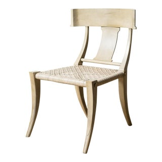 Classic Layton Klismos Side Chair For Sale