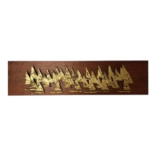 Peter Pepper Abstract Metal Sculpture Modern Sailboats Wall Sculpture For Sale