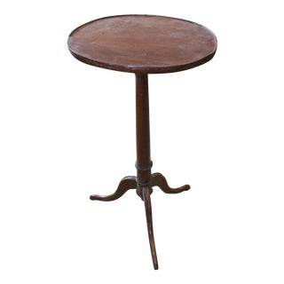19th Century Traditional Pedestal Table For Sale