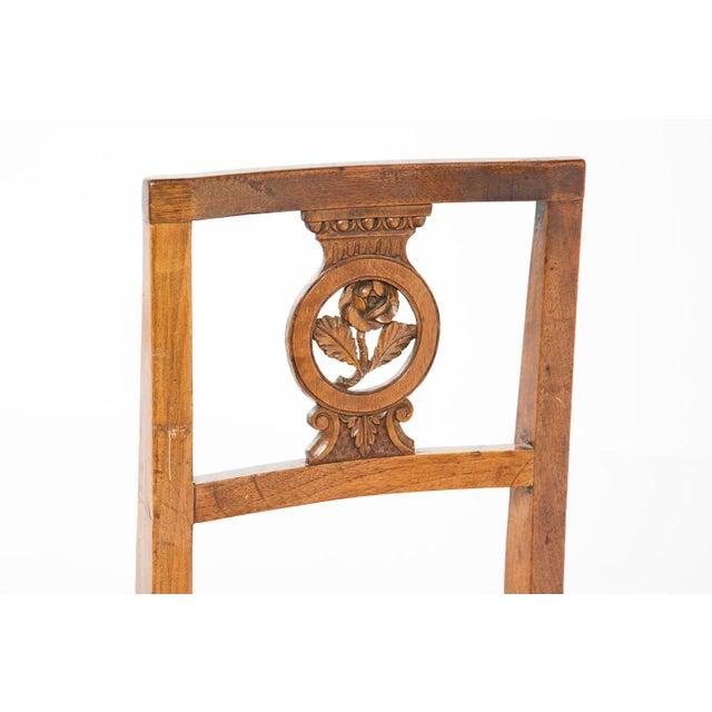 19th Century Italian Side Chair - Image 4 of 6