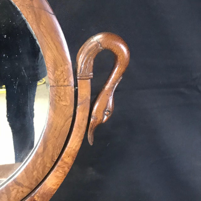 Mid 19th Century French Walnut Dressing Table For Sale In Portland, ME - Image 6 of 13