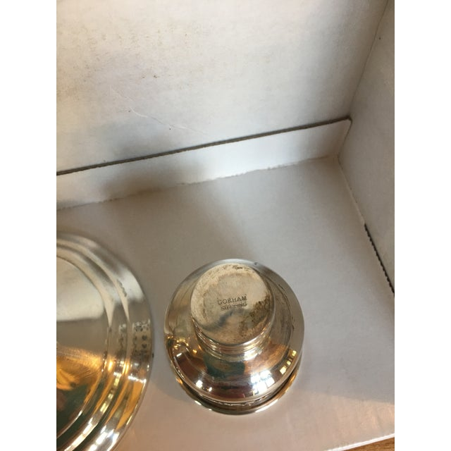 Gorham Sterling Silver Candleholders - a Pair For Sale In Charlotte - Image 6 of 7