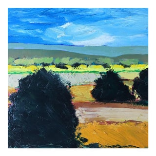 Abstract Allan P. Friedlander Landscape Painting - Art Landscape For Sale