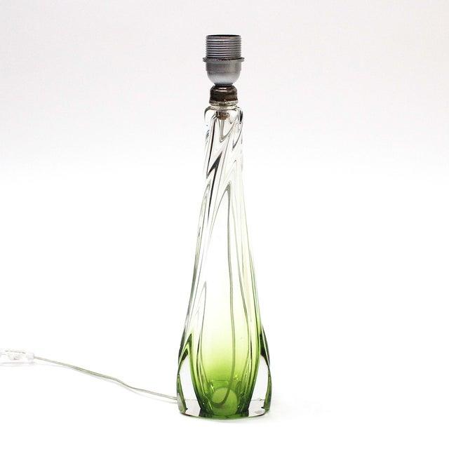 Val St Lambert Table Lamp - Image 3 of 7