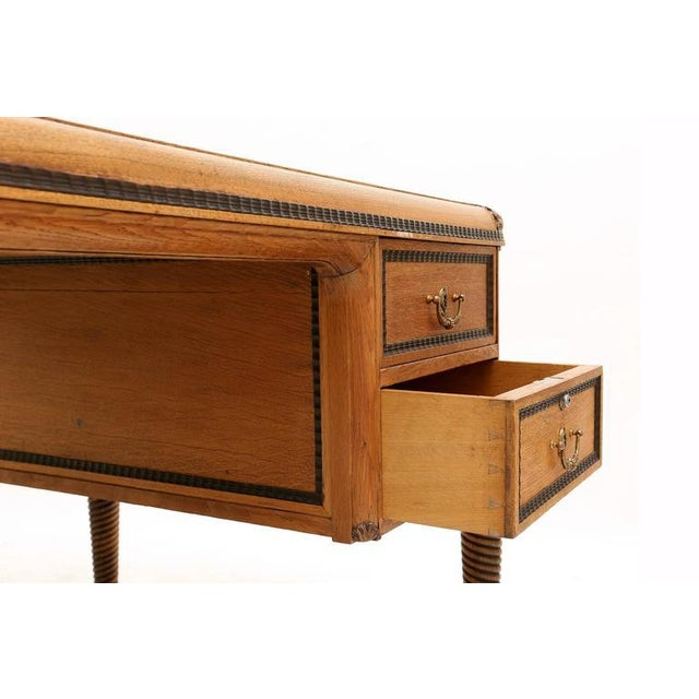 1920s Double-Face Desk Maison Franck For Sale - Image 5 of 7