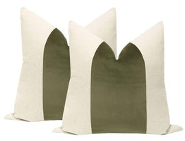 Image of Asparagus Pillows