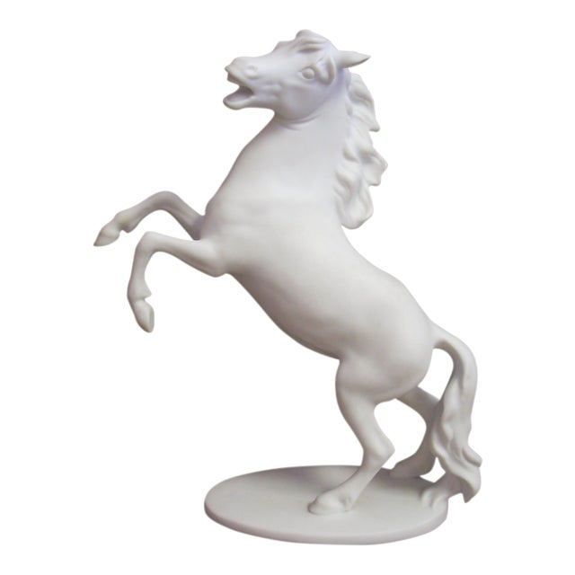 Kaiser Porcelain Horse Figurine For Sale