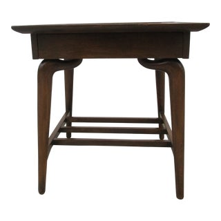 1950s Imperial Furniture Mid-Century Modern Side Table For Sale