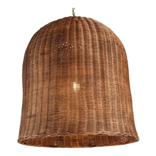 Coffee Stain Bell Lantern XL For Sale