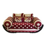 Moroccan Style Love Seat
