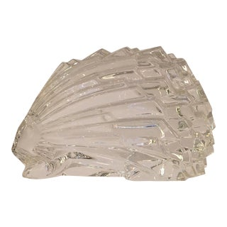 Baccarat Crystal Porcupine