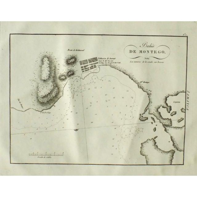 1809 Montego Bay, Jamaica Engraving - Image 4 of 7