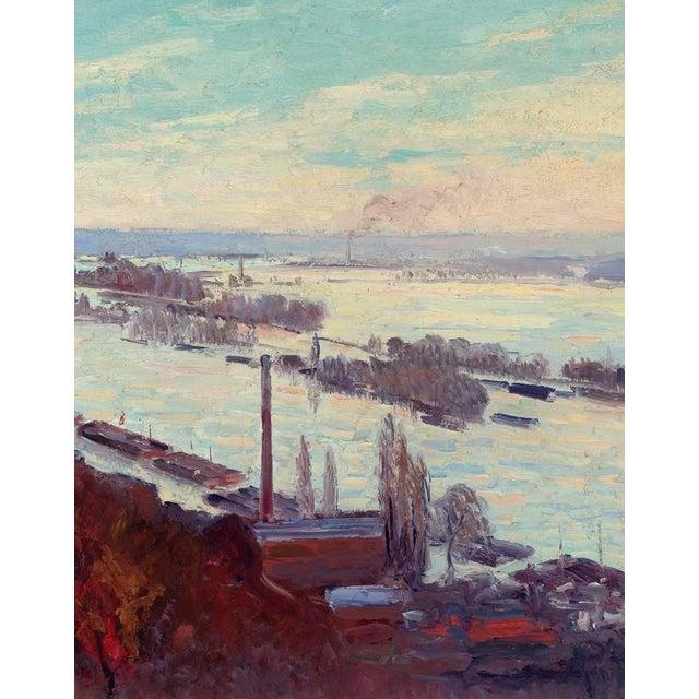 Impressionism Inondation (Inundation) For Sale - Image 3 of 6