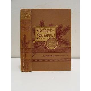 Bjornson's Synnøve Solbakken, 1881 Preview