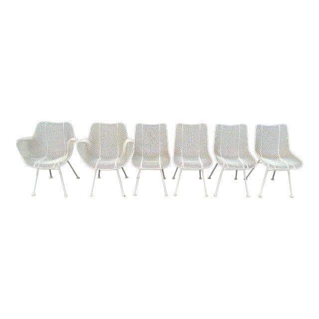 Original Russell Woodard Sculptura Chairs - Set of 6 - Image 1 of 6