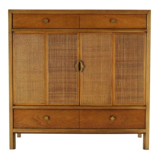 Mid-Century Modern Gentelmen's Chest by Henredon For Sale