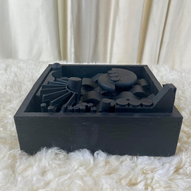 2000 - 2009 Contemporary Assemblage Sculpture After Louise Nevelson For Sale - Image 5 of 9
