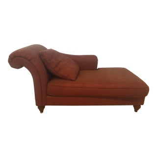 Chaise Lounge by Baker Furniture For Sale