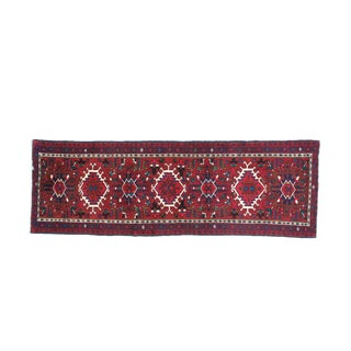 "Leon Banilivi Persian Heriz Runner Rug - 2'2"" X 6'8"" For Sale"