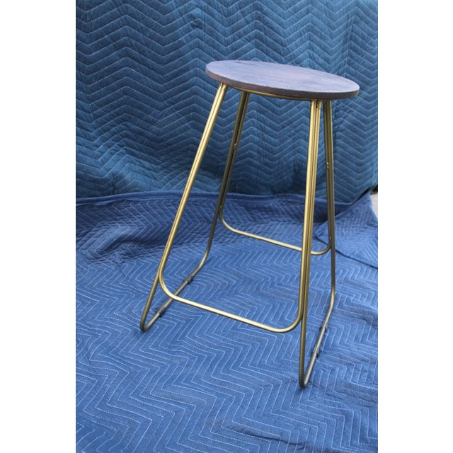 Contemporary Four Hands Joliet Counter Stool For Sale - Image 3 of 5