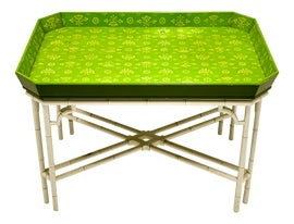 Image of Bright Green Accent Tables