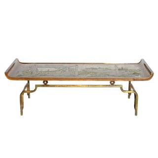 """""""Imperial Palace"""" Cocktail Table by Philip & Kelvin La Verne"""