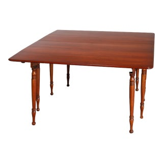 Vintage Used Cherry Wood Dining Tables Chairish