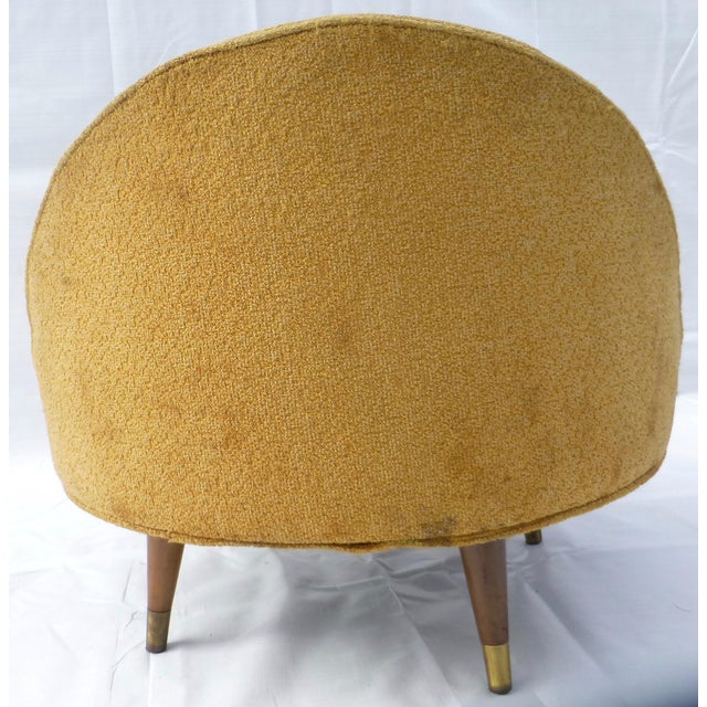 Mid-Century Craft Associates Slice Chair For Sale - Image 5 of 11