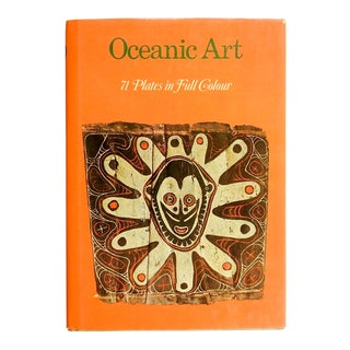 Oceanic Art Book For Sale