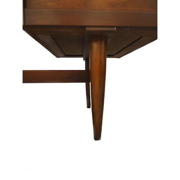 Mid Century Modern Desk Willett - Image 6 of 8