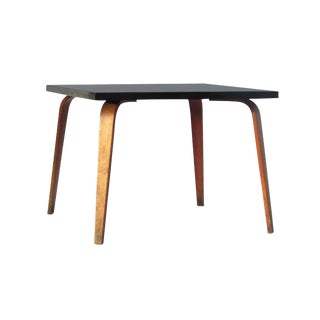 1940s Mid-Century Modern Thonet Side Table For Sale