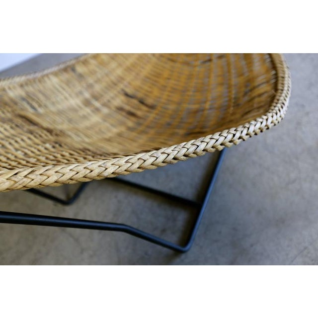 "Mid 20th Century ""Duyan"" Lounge Chair by John Risley For Sale - Image 5 of 7"