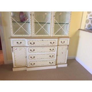 1950s Antique Display Cabinet Preview