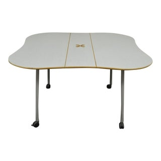 Herman Miller Intersect Group Butterfly Foldaway Drop Side Conference Work Table