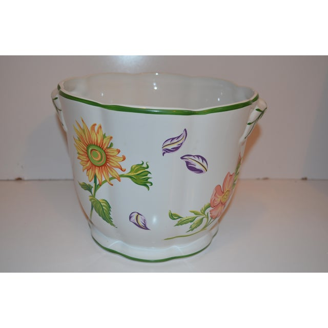 "Vintage Tiffany & Company ""Petals"" Cachepot For Sale - Image 11 of 13"