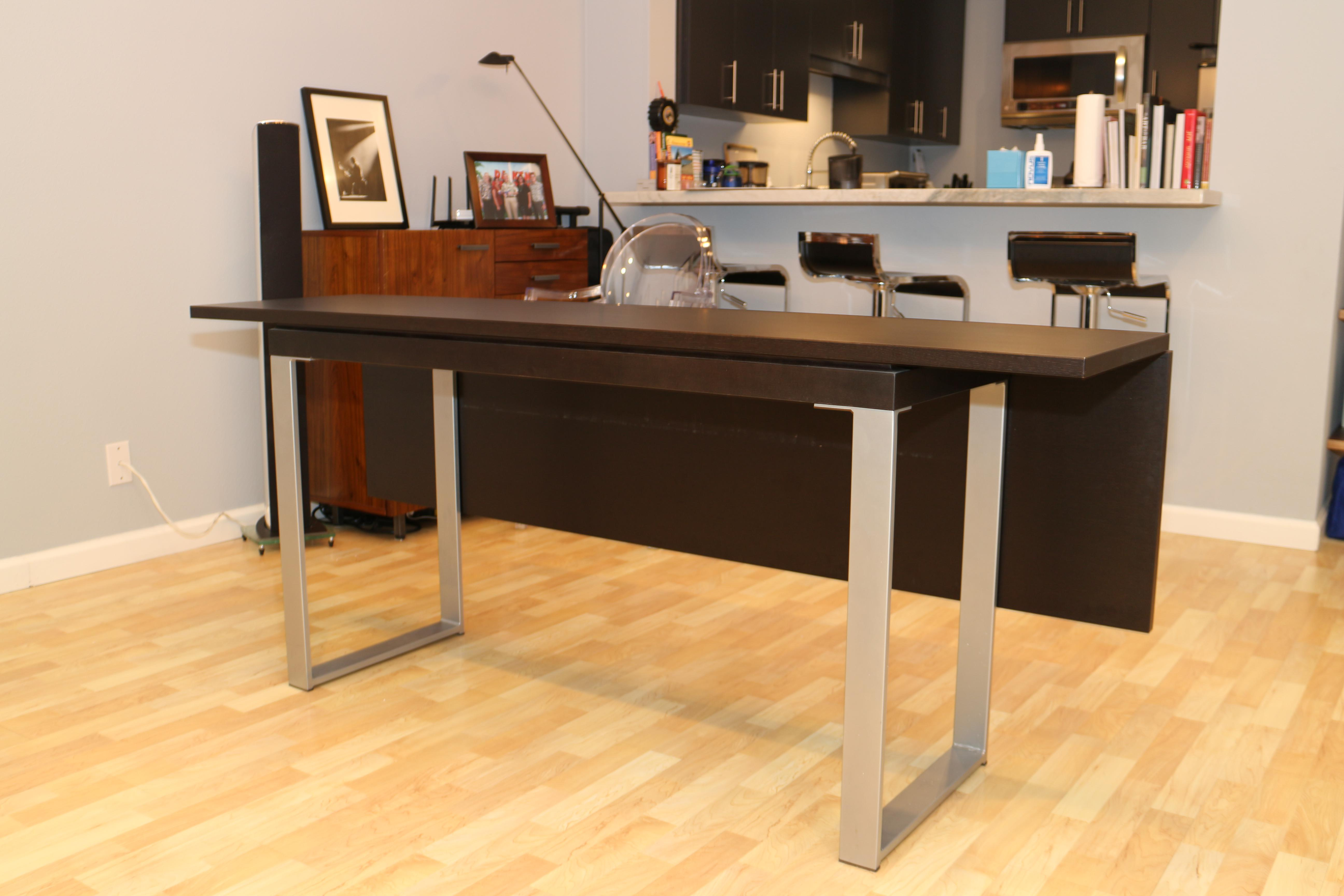 Design Within Reach Lance Folding Dining Table   Image 7 Of 9