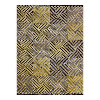 Cameron Collection Area Rug with Modern Design Patterns & Colors For Sale