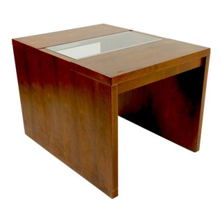 1970's Mid-Century Modern Lane Side Table For Sale