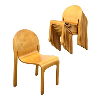 Peter Danko Free Form Dining Chair For Sale