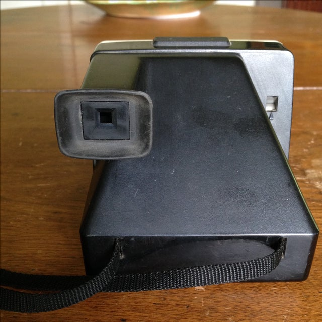 Vintage Polaroid One Step Land Camera For Sale - Image 7 of 11