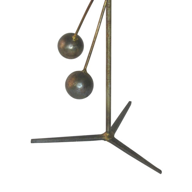1950s Mid Century Modern Kinetic Sculpture of a Road Runner Circa 1950s For Sale - Image 5 of 7