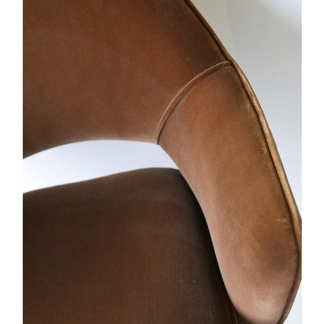 1940s 6 Eero Saarinen Executive Chairs for Knoll - From Ibm Offices For Sale - Image 5 of 9